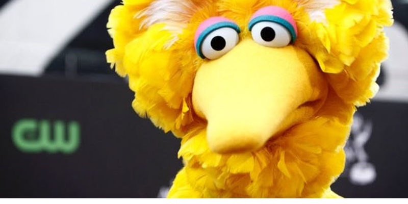 Bonus Fark O' The Week, Big Bird Edition