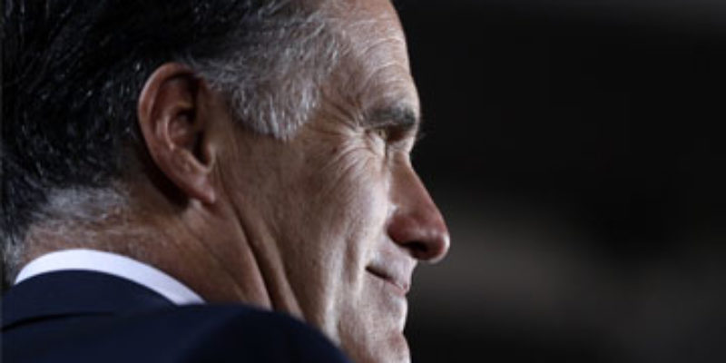 VIDEO: Romney's Closing Argument In West Allis, Wisconsin Today