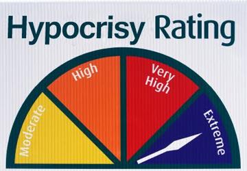 SARGE: Hypocrites With Handguns
