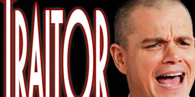 They're Running TV Spots For Matt Damon's Anti-Fracking Movie Now…
