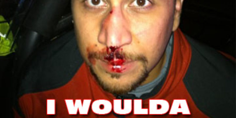 By The Way, How 'Bout That New George Zimmerman Photo?