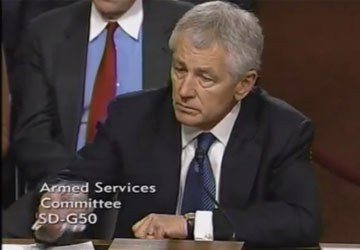 VIDEO: Vitter's Clobbering Of Chuck Hagel