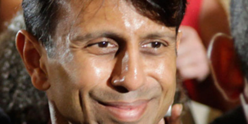 NOW WE'RE TALKING: Jindal Crosses The Income Tax Rubicon