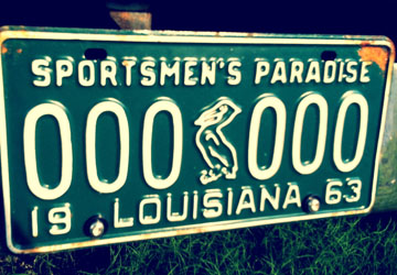 SADOW: Stupid Laws Give The Lie To Louisiana's 'Sportsman's Paradise' Moniker