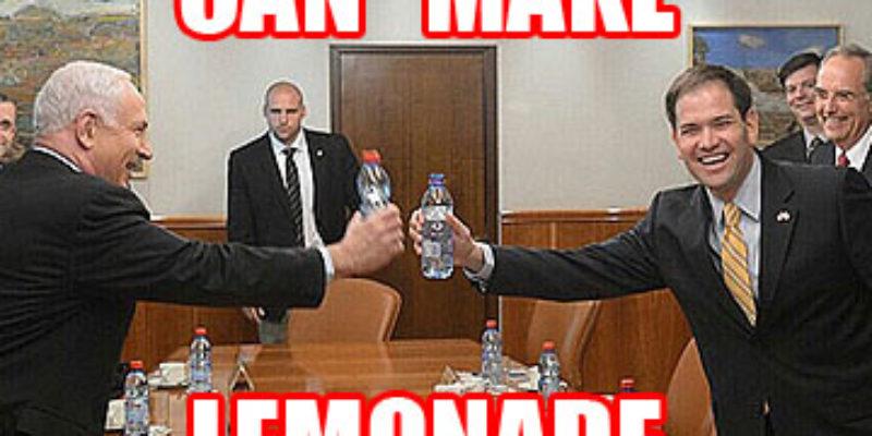Unlike Obama, Rubio Can Run A Lemonade Stand