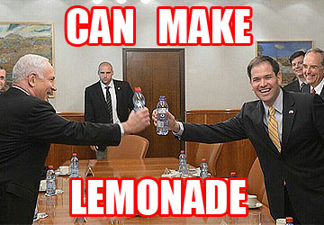 Unlike Obama, Rubio Can Run A Lemonade Stand