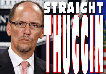Radical Tyrant Thomas Perez Is Now Confirmed As Labor Secretary…