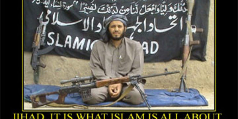 HOLTON: More Evidence of America's Wrongheaded Approach to Jihad