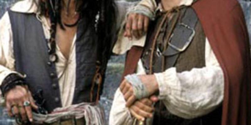 Pirates Of The Legislature