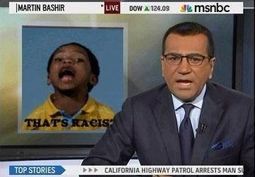 bashir thats racist