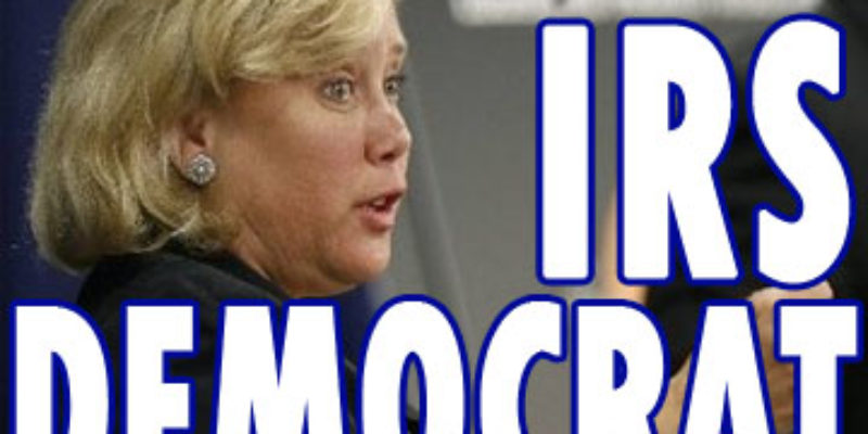 The State GOP Takes Landrieu To Task For IRS Union Donations