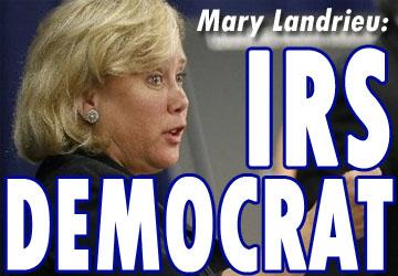 irs democrat