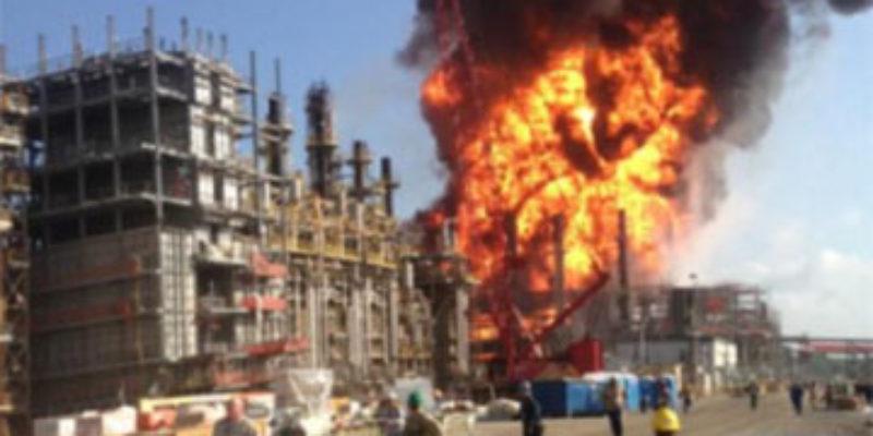 The Williams Olefins Plant Explosion