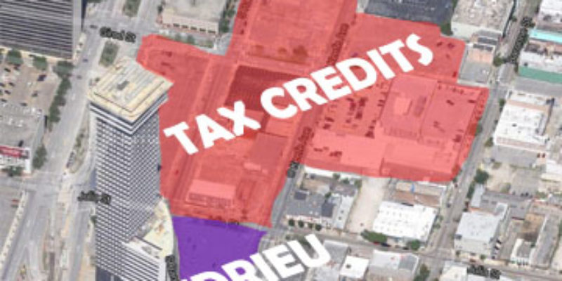 Honest Graft In New Orleans, Courtesy Of Mitch Landrieu