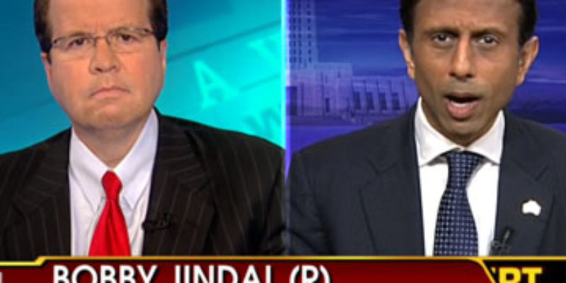 Jindal On Cavuto: Clobbers Obama On The School Voucher Lawsuit