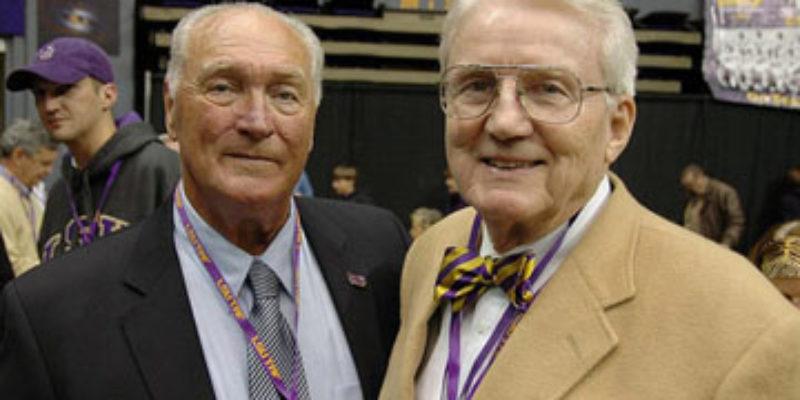 LSU's Paul Dietzel Has Passed Away