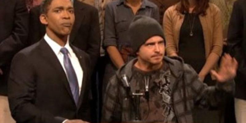 The Hilarious SNL Obamacare Skit