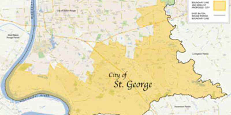 HECK: Money, Incorporation And Annexation In Baton Rouge