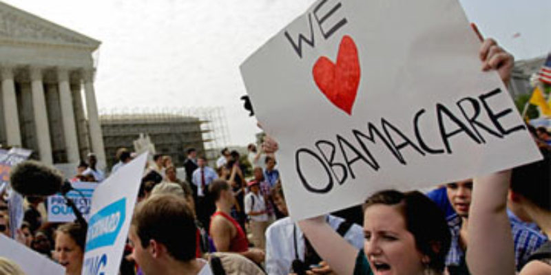 EXCELLENT: Let's Force Democrats To Have Obamacare