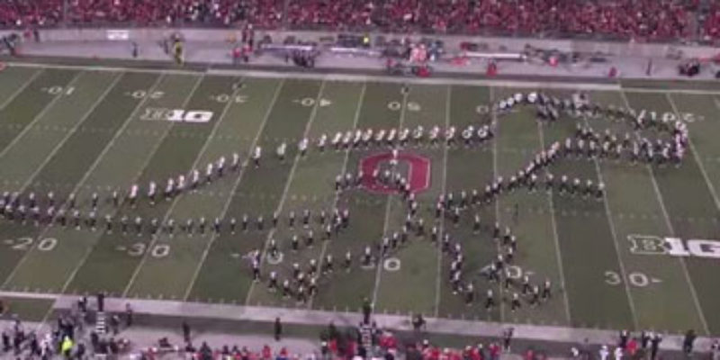 Ohio State's Got The Best Band In The Country, And It Ain't Close