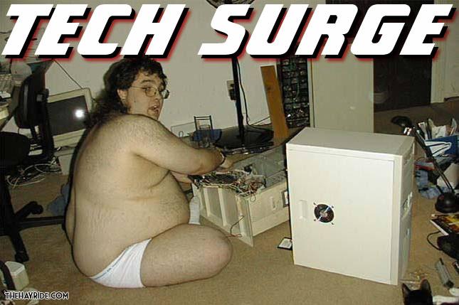 tech surge