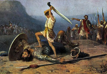 David v. Goliath