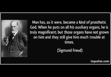 Freud on God - image