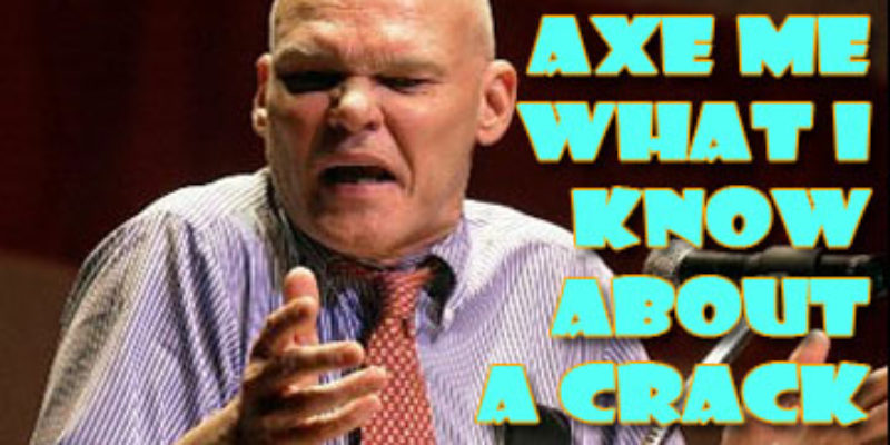 Want Some Political Advice From James Carville? Are You Sure?