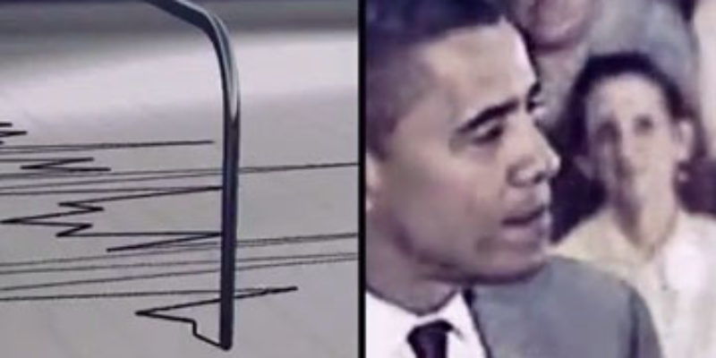 From The Makers Of The Donkey Whisperer, The Obama Polygraph Ad