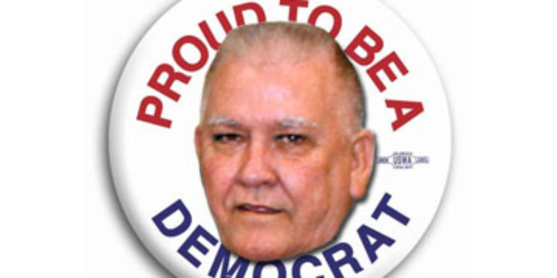 Lindel Toups Is A Democrat