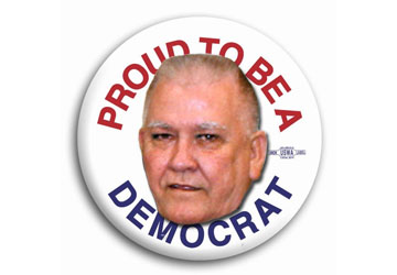 toups proud to be a democrat