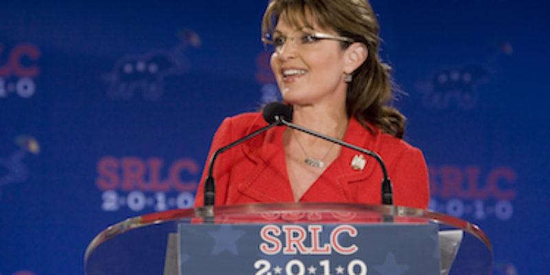 Sarah Palin in Monroe this Saturday