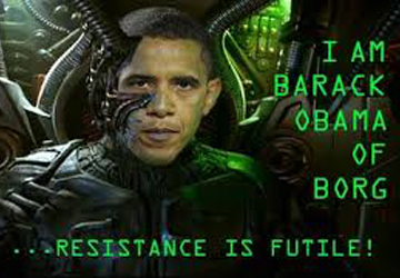 image of ObamaBot