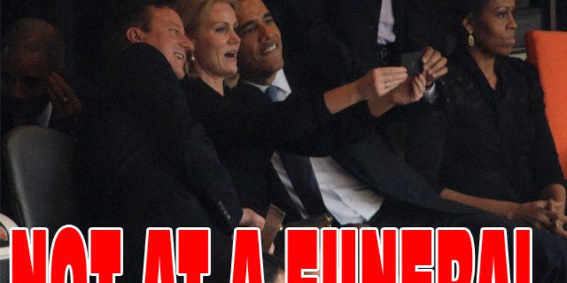 Oscar's Farks O' The Week, Bad Selfie Edition
