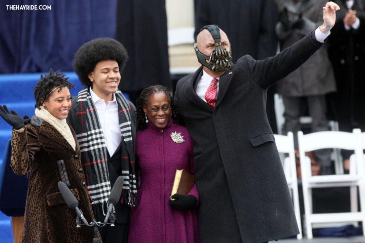 deblasio inauguration