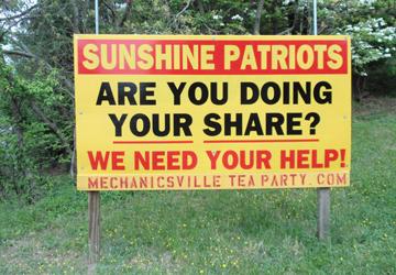 sunshine patriots