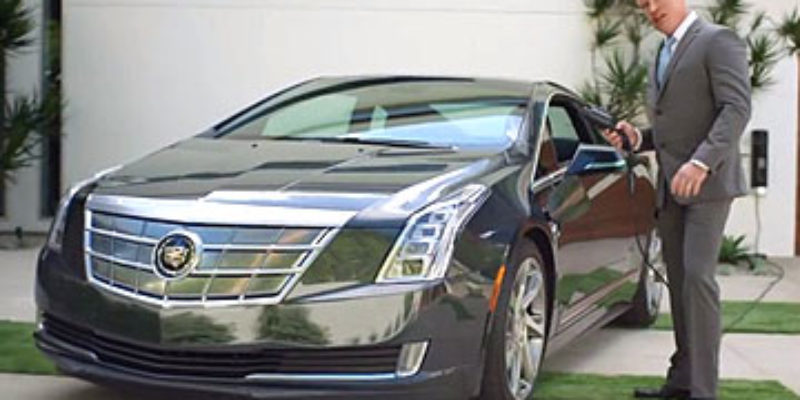 Cadillac Gets It Right With Their Electric Car Ad