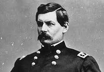 general george mcclellans leadership essay The april 1862 telegram to mcclellan became a turning point for lincoln and the war because it solidified the importance of the telegraph in the civil war and became.