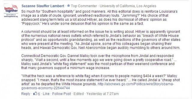 hillyer comments 6