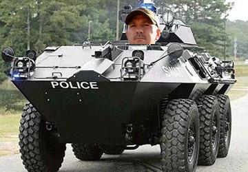 schexnayder police tank