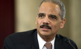 Eric Holder Is Leaving Now, Because Obama Thinks The Senate Is Lost