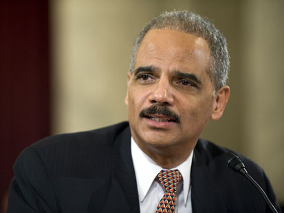 Eric Holder US citizens are the enemy