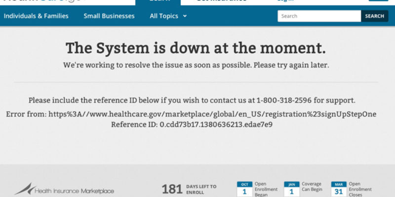 Obamacare Website Still An Issue On Final Enrollment Day