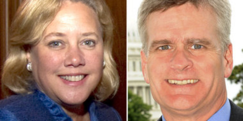 Trouble In Paradise: Landrieu Trails Behind Cassidy Among Likely Voters