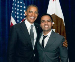 Obama and Chahal