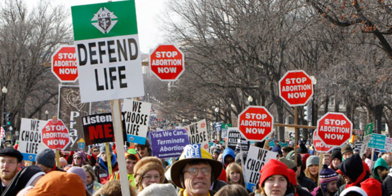 SADOW: What's The Future Of The Pro-Life Movement Given The Supreme Court's Coming Changes?
