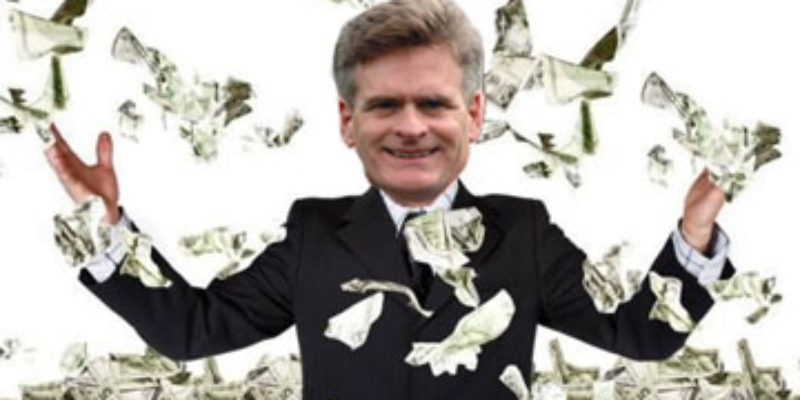 FUNRAISING: Cassidy Posts Best Quarter Yet