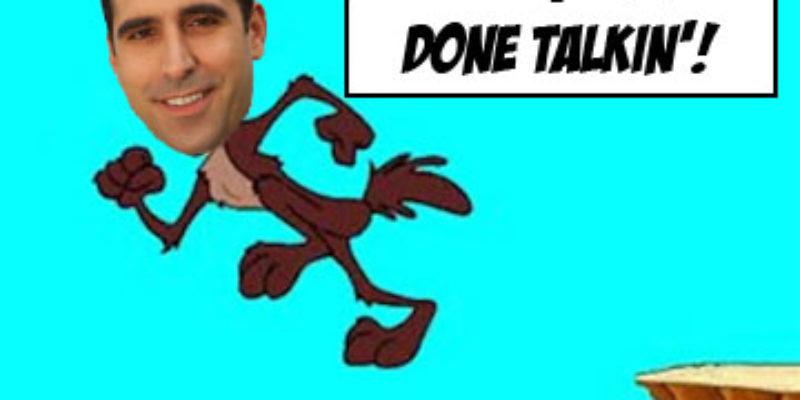 IT GETS WORSE: Delgado Doubles Down, Calls St. George Organizers 'Taliban'