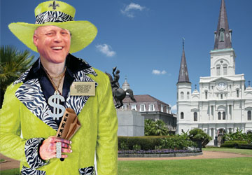 SCHALK: Mitch Landrieu's Big Easy Money-Grab