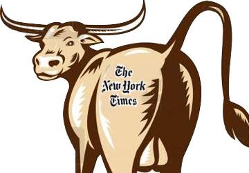 new york times bull